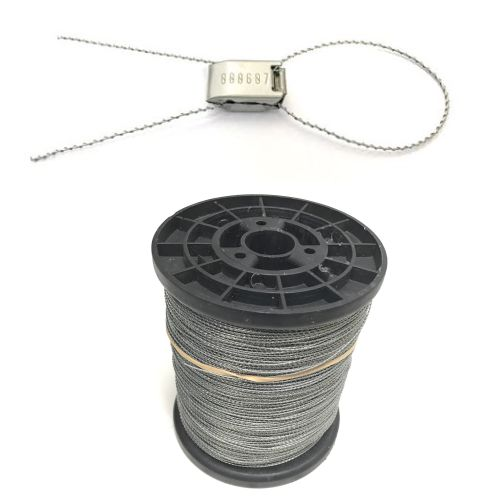 Clip Seal & Wire Roll
